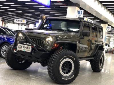 2015年03月 Jeep 牧马人(进口) 3.6L Rubicon 四门舒享版图片