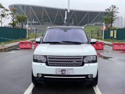 2012年5月 路虎 揽胜(进口) 5.0 V8 SC 尊崇创世版图片