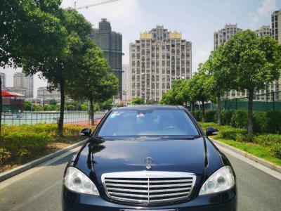 2008年6月 奔驰 奔驰S级  S 600 L图片