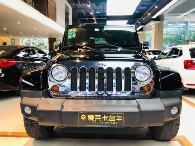 2012年3月 Jeep 牧马人(进口) 3.6L Sahara 两门版图片