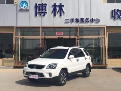 起亚 智跑  2.0 Premium 2WD图片