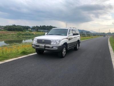 豐田 蘭德酷路澤  2001款 4.7L 自動