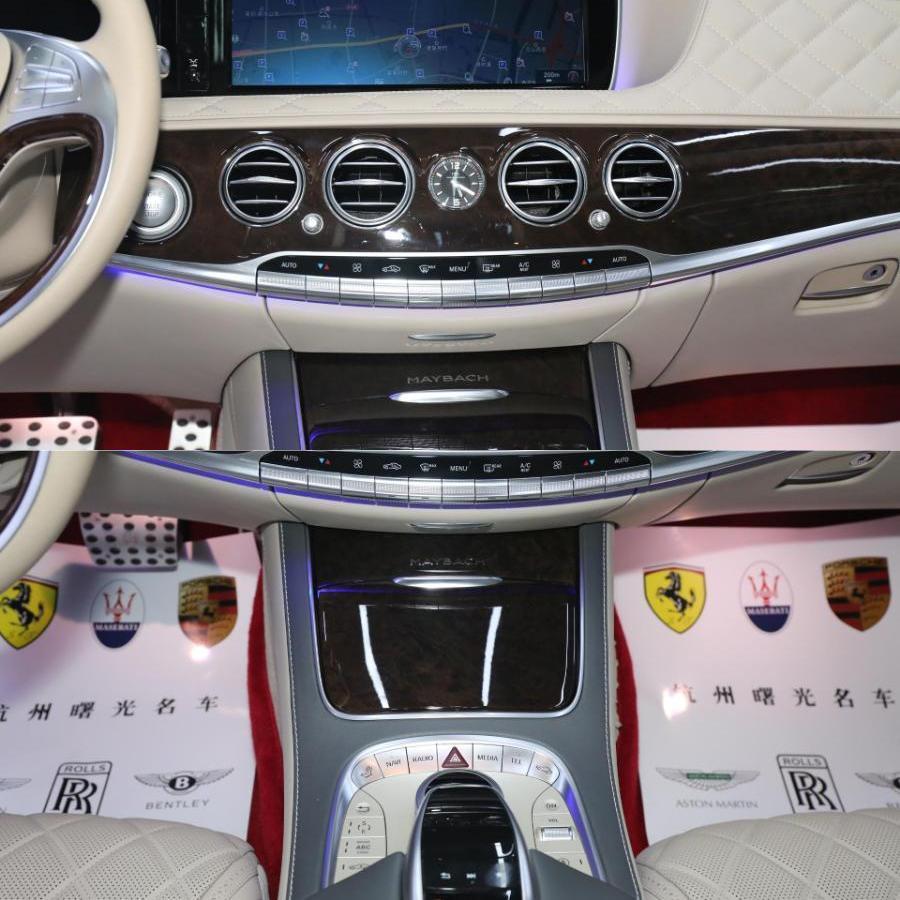奔驰 迈巴赫S级  2017款 S 600图片