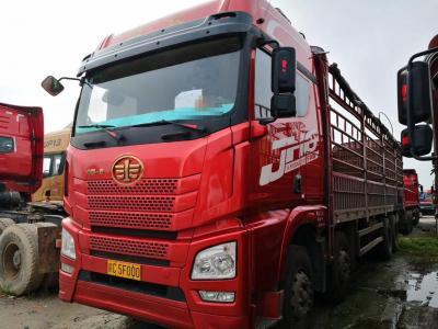 二手货车 解放JH6货车 二手车 9.6米高栏车 二手工程车 二手半挂车 厢式货车
