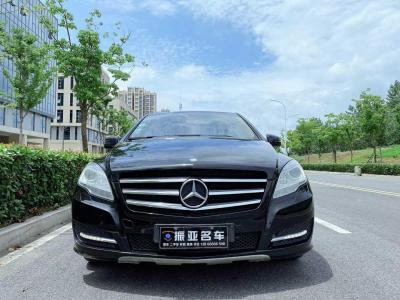 奔馳 奔馳R級  2011款 R 300 L 豪華型