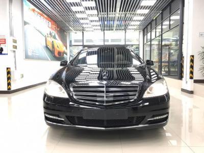 2010年7月 奔驰 奔驰S级(进口) S 350 L 豪华型图片