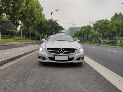 2013年2月 奔驰 奔驰SL级(进口) SL 300 Grand Edition图片