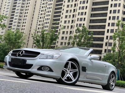 2012年1月 奔驰 奔驰SL级(进口) SL 300 Grand Edition图片