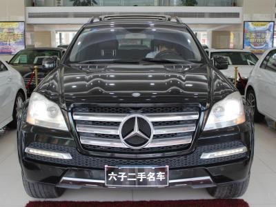 2012年3月 奔驰 奔驰GL级(进口) GL 550 4MATIC图片