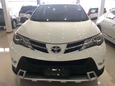 丰田 RAV4荣放  2015款 2.5L 自动四驱豪华版