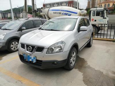 日產 逍客  2012款 2.0XL 火 6MT 2WD圖片
