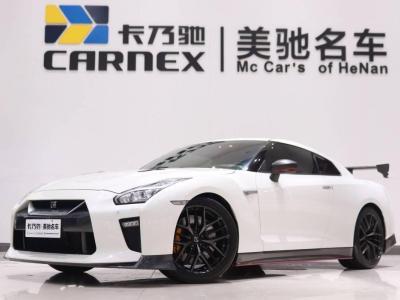 2018年1月 日产 GT-R(进口) 3.8T 旗舰版图片