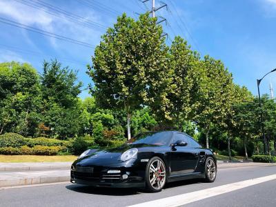 2013年5月 保时捷 911 Turbo 3.8T图片