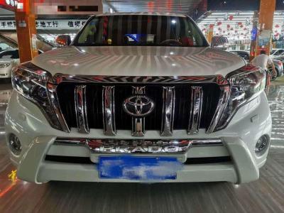 2014年10月 丰田 普拉多(进口) 2.7L 自动豪华版图片