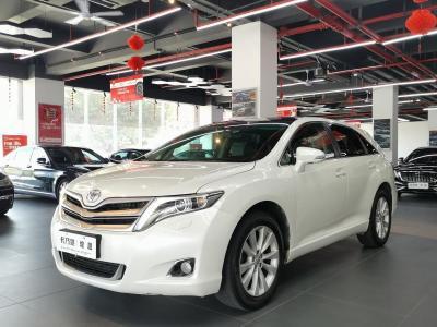 2014年10月 丰田 威飒(进口) 2.7L 四驱豪华版图片