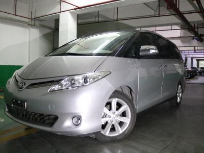 丰田 普瑞维亚  2006款 2.4L 7人座豪华版