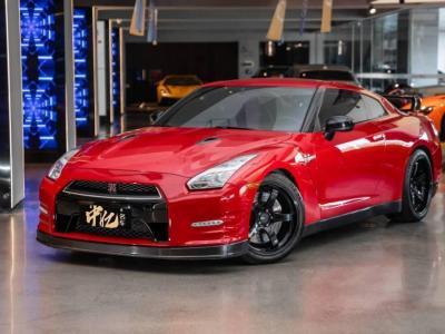 2012年9月 日产 GT-R(进口) 3.8T Premium Edition图片