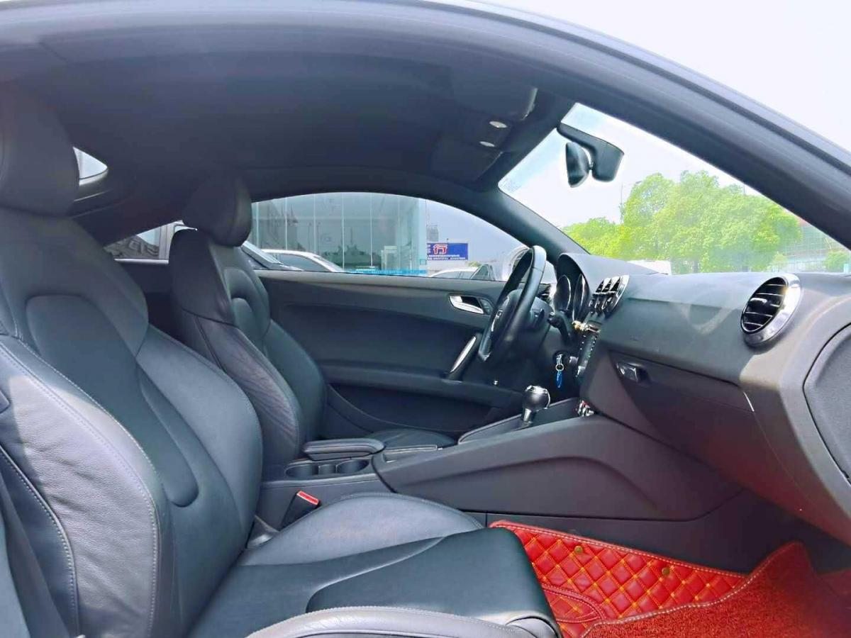 奥迪 奥迪TT  2014款 TT Coupe 45 TFSI quattro 悦尚型图片