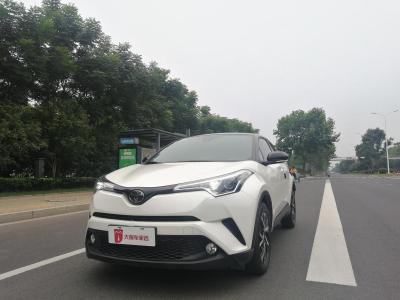 2019年2月 丰田 C-HR 2.0L 领先版 国VI图片