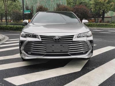2019年10月 丰田 亚洲龙  2.5L Touring尊贵版 国V图片