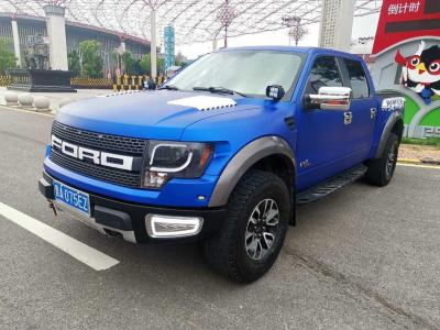 2012年8月 福特 F-150(进口) 6.2L SVT Raptor SuperCrew图片