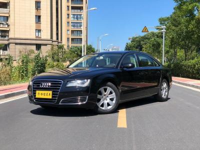 2012年3月 奥迪 奥迪A8(进口) A8L 45 TFSI quattro豪华型图片