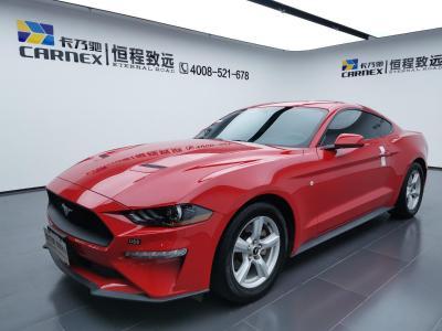 2019年4月 福特 Mustang 福特2018款 野马 2.3T 自动 硬顶 标准型(美规)图片