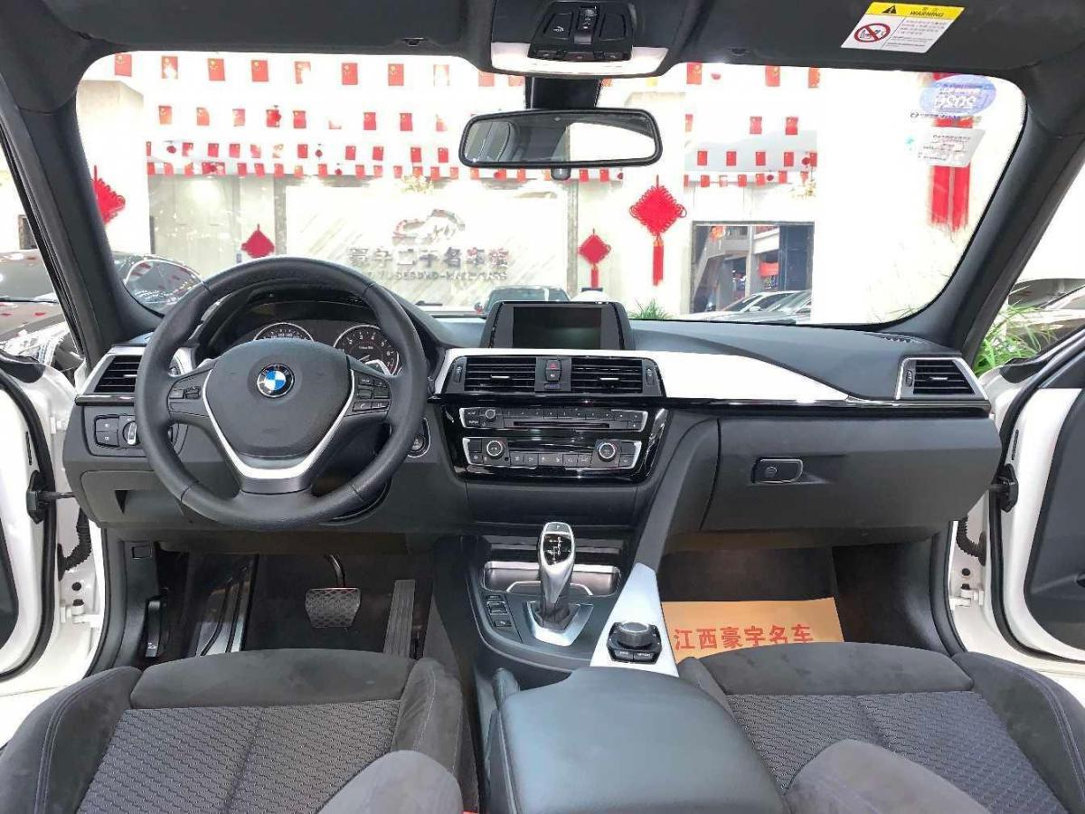 宝马 宝马3系  2017款 320i M运动型图片