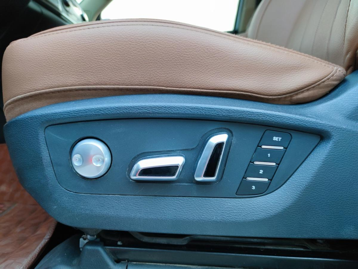 哈弗 H9  2015款 2.0T 四驱豪华型 7座图片