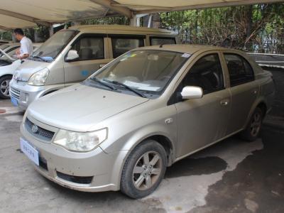 2010年11月 一汽 威志  三厢 1.5L 手动舒适型图片