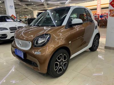 smart forfour  2016款 0.9T 吴亦凡特别版
