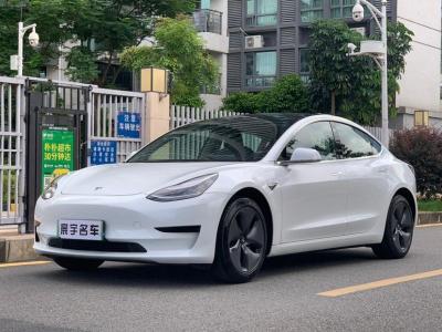 特斯拉 Model 3  2019款 标准续航后驱升级版