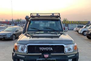 2014年2月 丰田 兰德酷路泽  4.0L V6 中东限量版图片
