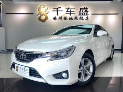 2015年7月 丰田 锐志 2.5S 菁锐版图片