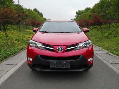 丰田 RAV4  2.0L CVT新锐版图片