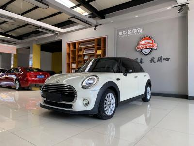 2015年7月 MINI MINI 1.5T COOPER Excitement 五门版图片