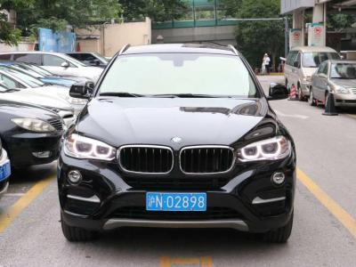 2017年7月 宝马 宝马X6(进口) xDrive28i图片