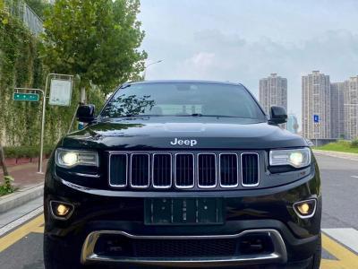 Jeep 大切诺基  2014款 3.6L 精英导航版
