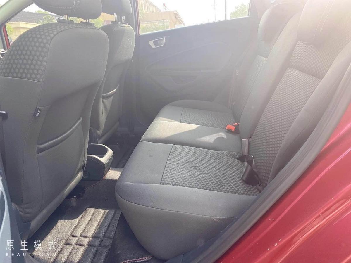 福特 嘉年华  2011款 两厢 1.5L 自动运动型图片