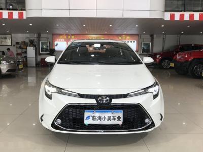 2019年10月 丰田 雷凌 185T CVT科技版 国VI图片