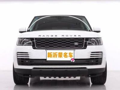2019年5月 路虎 揽胜(进口) 3.0 V6 SC 盛世版图片