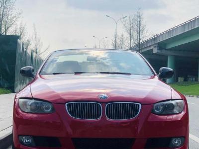 2010年2月 宝马 宝马3系(进口) 330i敞篷轿跑车图片