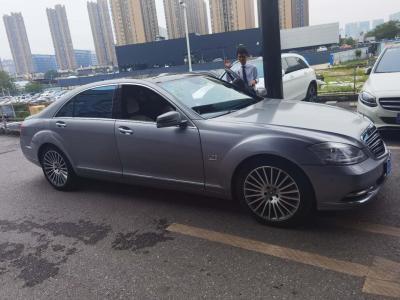 奔驰 奔驰S级  2014款 S 600 L图片