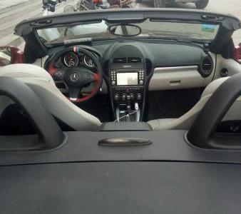 奔驰 SLK级 SLK200K 1.8T图片