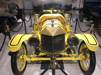 古董车 老爷车 1917年 福特 定制版高速敞篷跑车