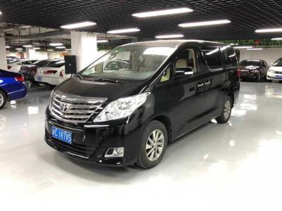 2013年4月 丰田 埃尔法(进口) 3.5L 豪华版图片