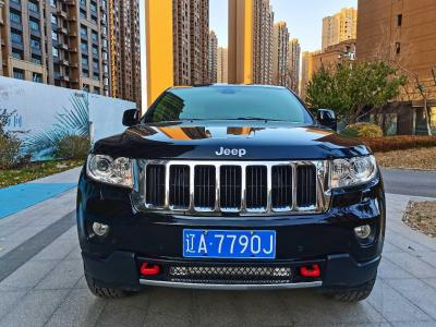大切诺基(进口)图片 Jeep 改款 3.6L 旗舰版