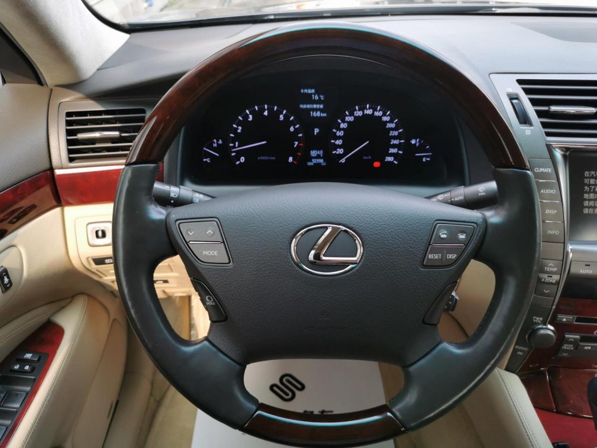 雷克萨斯 LS  2006款 460L图片