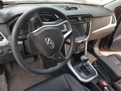 上汽大通MAXUS T60  2017款 2.0T汽油自动四驱高底盘舒享型大双排图片