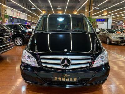 奔驰 唯雅诺  2012款 2.5L 尊贵版